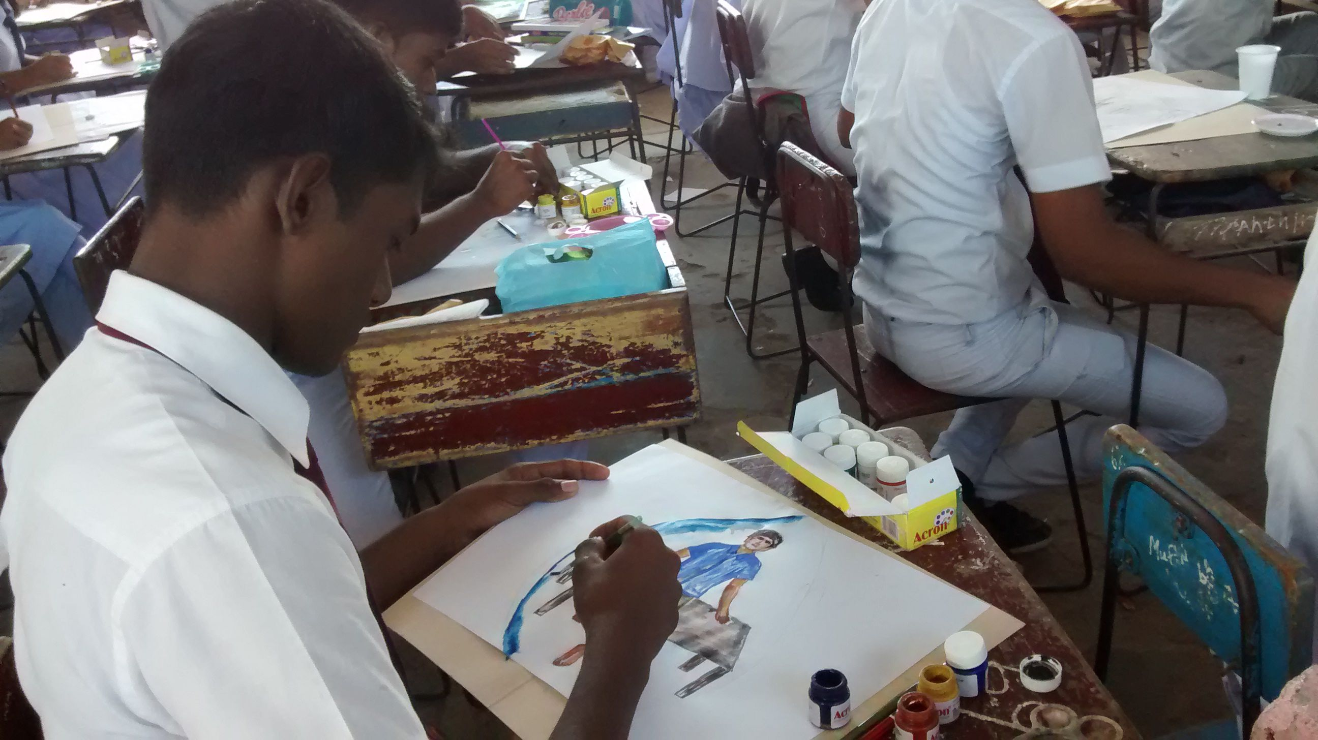 art essay competition ampara special needs network our core values